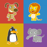 Animals memory game for kids 2.7.3 APK