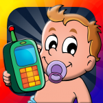 Baby Phone Game for Kids Free – Cute Animals 25.0 APK