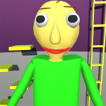 Baldi Classic Tower of Hell – Climb Adventure Game 1.3 APK