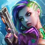 Battle Night: Cyber Squad-Idle RPG 1.4.9 APK