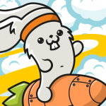 Bunny Goes Boom! Flying Game 🚀 1.1.20 APK