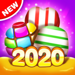 Candy House Fever – 2020 free match game 1.3.4 APK