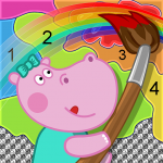 Color by Number for Kids 1.2.1  APK