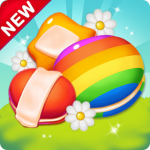 Cookie Macaron Pop : Sweet Match 3 Puzzle 1.5.4  APK