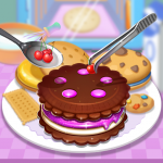 🍪🍪Cookie Shop – Yummy Cooking Game  APK