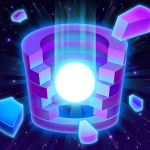 Dancing Helix: Colorful Twister 1.3.1  APK