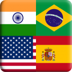 Flags Quiz Gallery : Quiz flags name and color Flag  1.0.206  APK
