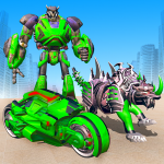 Flying Tiger Attack: Flying Bike Transformation 1.0.7  APK