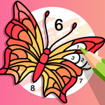 🌈Fun Color🌈 Color By Number Pages Paint Happy 3.0.3 APK