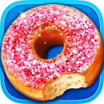 Glitter Donut – Trendy & Sparkly Food 1.4 APK