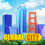 Global City: Build your own world. Building Game 0.1.4389 APK