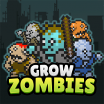 Grow Zombie inc – Merge Zombies 36.3.0 APK