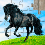 Horse Jigsaw Puzzles Game – For Kids & Adults 🐴 28.0 APK