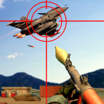 Jet Sky War Fighter 2019: Airplane Shooting Combat 1.2 APK