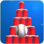 Knock Down Cans : hit cans 1.1  APK