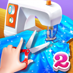✂️🧵Little Fashion Tailor 2 – Fun Sewing Game 5.6.5017 APK