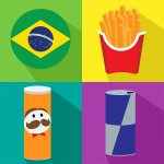 Logo Test: Brazil Brands Quiz, Guess Trivia Game 1.1.2 APK