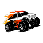 Monster Truck Xtreme Offroad Game 1.28 APK