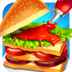🥪🥪My Cooking Story – Deli Sandwich Master 2.5.5017 APK