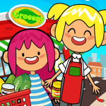 My Pretend Grocery Store – Supermarket Learning 1.8 APK