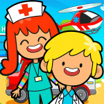 My Pretend Hospital – Kids Hospital Town Life 2.1 APK