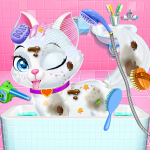 Pet Vet Care Wash Feed Animals – Animal Doctor Fun 1.0.8 APK