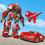 Real Air Jet Fighter – Grand Robot Shooting Games 1.1.6 APK