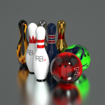 Real Bowling 3D -Physics Engine Bowling Game- 2.14.1 APK