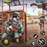 Real Commando Shooter: FPS Shooting Games Free 1.28 APK