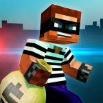 🚔 Robber Race Escape 🚔 Police Car Gangster Chase 3.9.4 APK