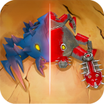 Spore Monsters.io 3D Wasteland Nomads Crab Turmoil 1.6 APK