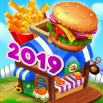 Tasty Kitchen Chef: Crazy Restaurant Cooking Games 4.6  APK