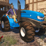 Tractor Farming Simulator – Big Farm Tractor Games 1.14 APK