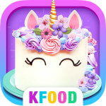 Unicorn Chef: Cooking Games for Girls 4.4 APK