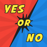 Yes Or No – Funny Ask and Answer Questions game 4.9.5 APK