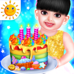 Aadhya Birthday Cake Maker Cooking Game 2.0.2 APK