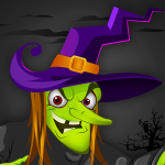 Angry Witch vs Pumpkin: Scary Halloween Game 2019 2.3  APK