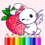 Animated Kids Coloring Book 3.3 APK