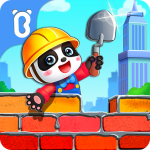 Baby Panda's Earthquake-resistant Building 8.48.00.01 APK