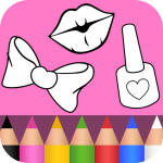 Beauty Coloring Book 2 💖💄 1.2.8 APK