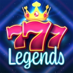 Best Casino Legends: 777 Free Vegas Slots Game 1.90.4.07  APK