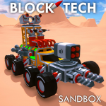 Block Tech : Epic Sandbox Craft Simulator Online 1.76 APK