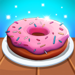 Boston Donut Truck – Fast Food Cooking Game 1.0.11    APK