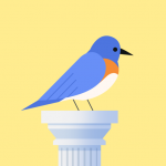 Bouncy Bird: Casual & Relaxing Flappy Style Game 1.0.6  APK