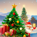 Christmas Hidden Object: Xmas Tree Magic 1.2.00b APK