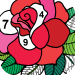 Color by Number – New Coloring Book 52.0   APK