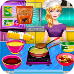 Cooking Recipes – in The Kids Kitchen 1.9  APK