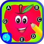Dot to dot Game – Connect the dots ABC Kids Games 1.0.2.5 APK