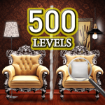 Find the differences 500 levels 1.1.3 APK