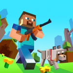 Fire Craft: 3D Pixel World 1.55  APK